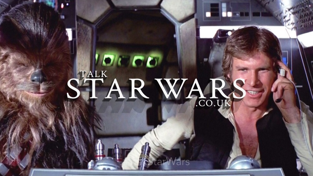 Talk Star Wars Han and Chewy