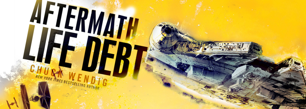 Get Star Wars Aftermath Life Debt on Amazon - click the image