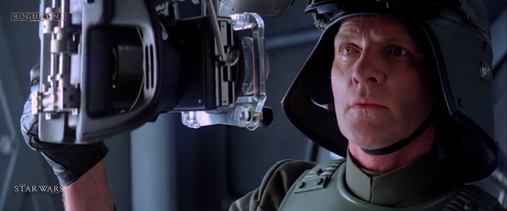 Could General Veers appear in Rogue One