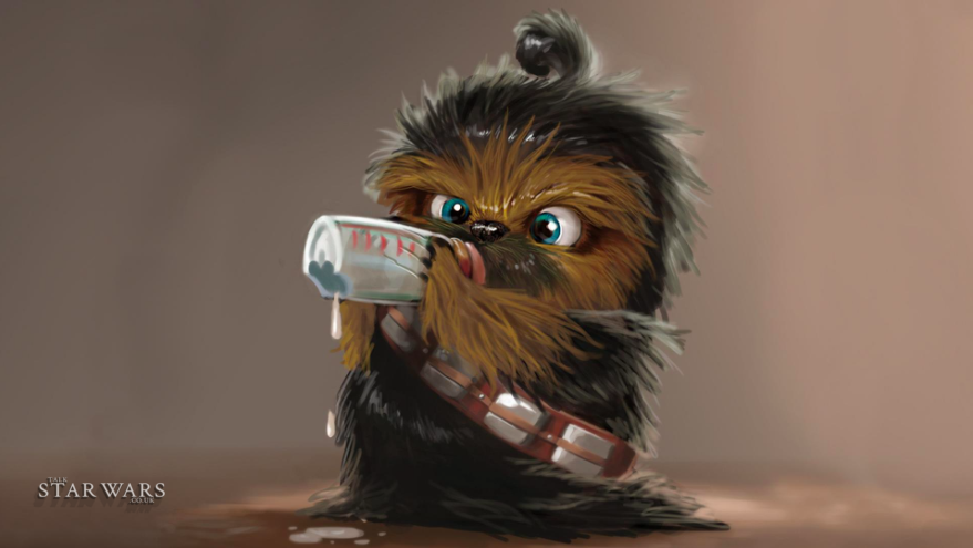 Don't expect a baby Chewy the Han Solo movie...