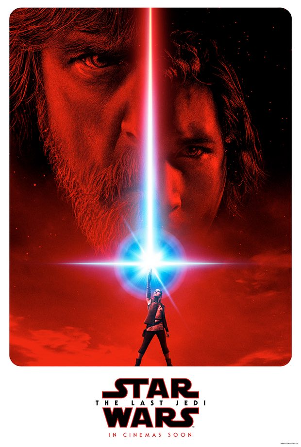 The Last Jedi One Sheet Poster