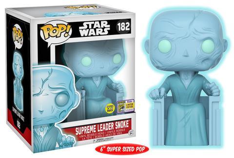 """Star Wars: 6"""" Supreme Leader Snoke (182)"""