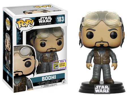 Star Wars: Rogue One - Bodhi Rook (183)
