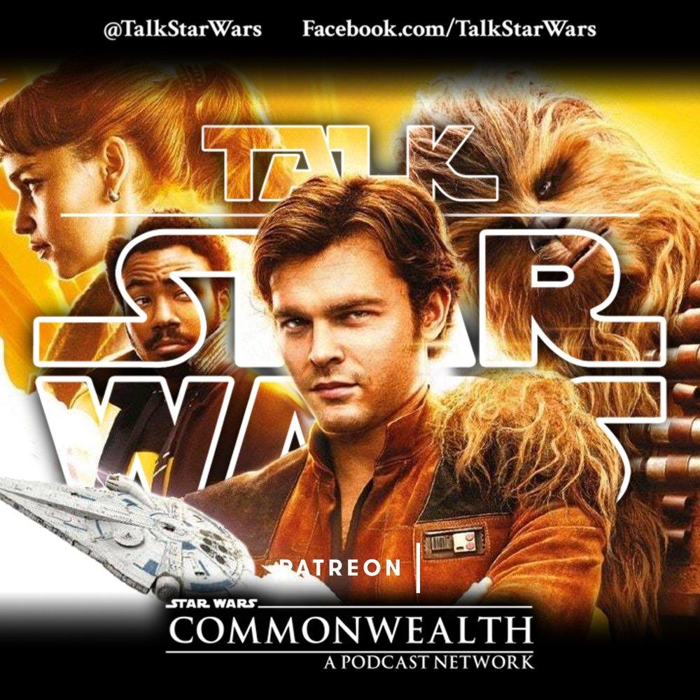 PodCast Art  Talk Star Wars Daily - Solo.jpg