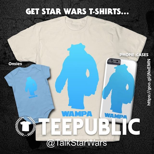 #StarWars #Kenner #Vintage #Wampa inspired #tshirtdesign Pick this up in our @teepublic store, simply follow the link in our bio and check out all our designs. #TheEmpireStrikesBack