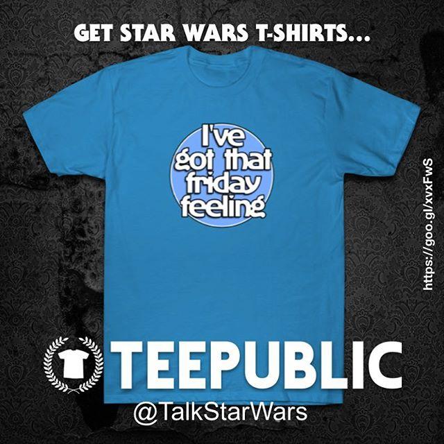 I've got that #FridayFeeling have you? #tshirtdesign #tshirts #friday #fridaymood