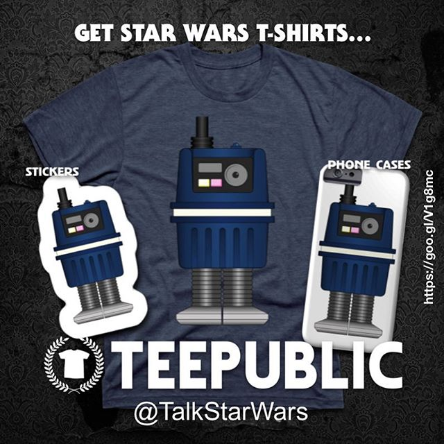 #Gonk  Yep. It's Gonk on a #tshirt, a mug, a phone case, a sticker and so much more! Gonk! #PowerDroid #StarWars #Kenner  #Vintage #ActionFigures