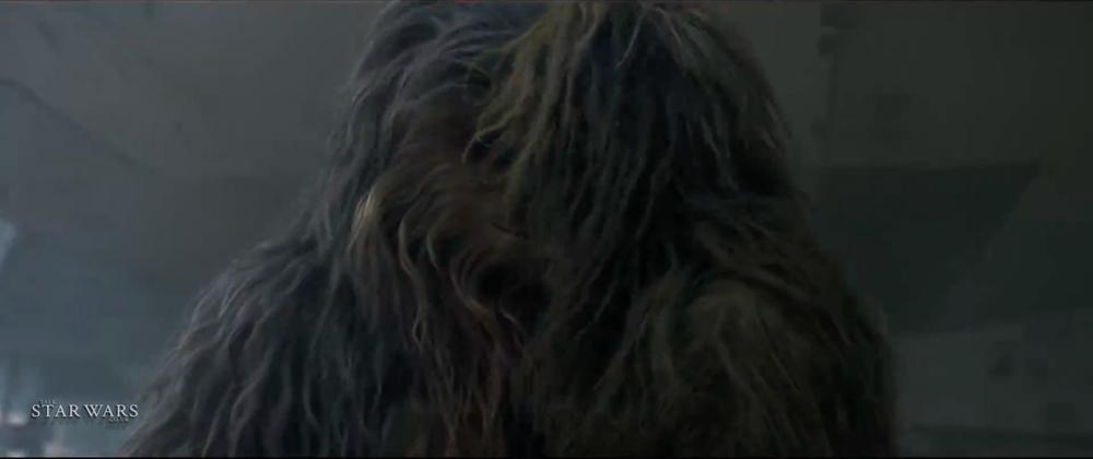Chewbacca and Malla?
