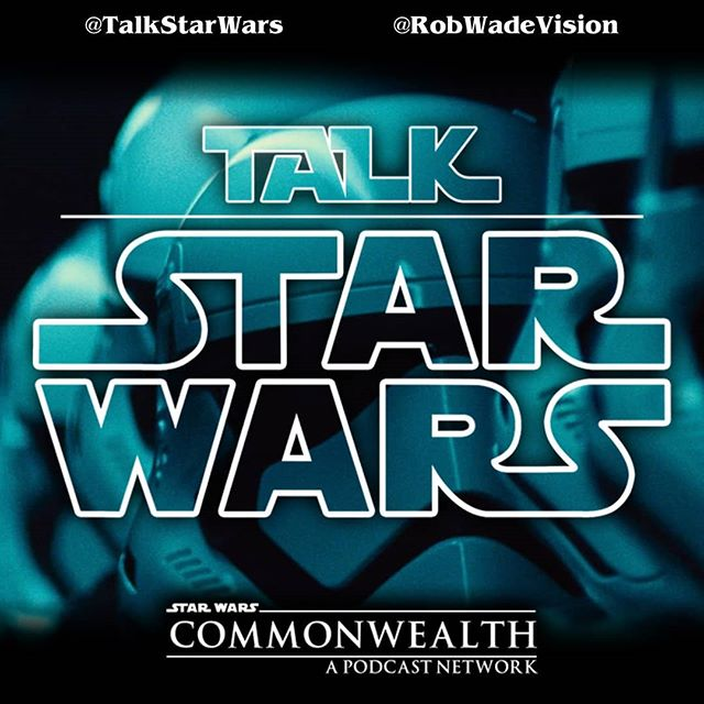 The latest episode of Talk Star Wars is out now, and features @robwadevision and @realbradhb discussing Solo, the rumoured Boba Fett movie and much more! Check it out on all good podcasting services!  #talkstarwars #tswpodcast #StarWarsCommonwealth #tsw #starwars #Solo #starwarsstory #lucasfilm #podcasting