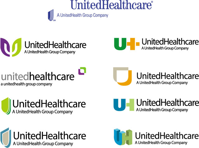 United Healthcare Logo development