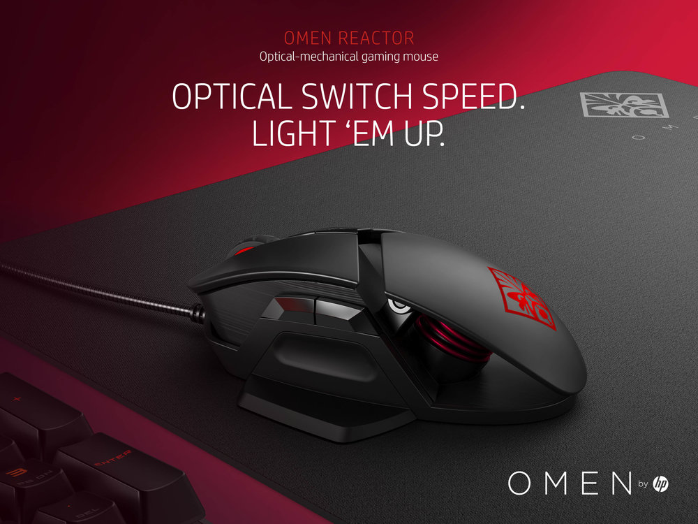 Gaming Mouse. BS