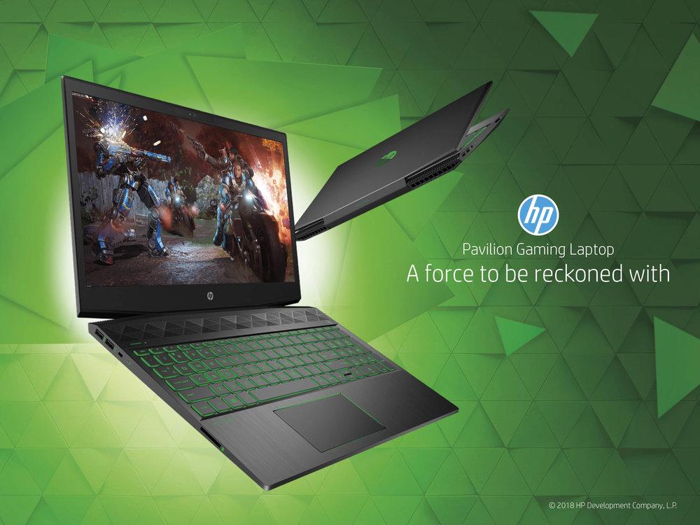 Gaming Laptop. MR