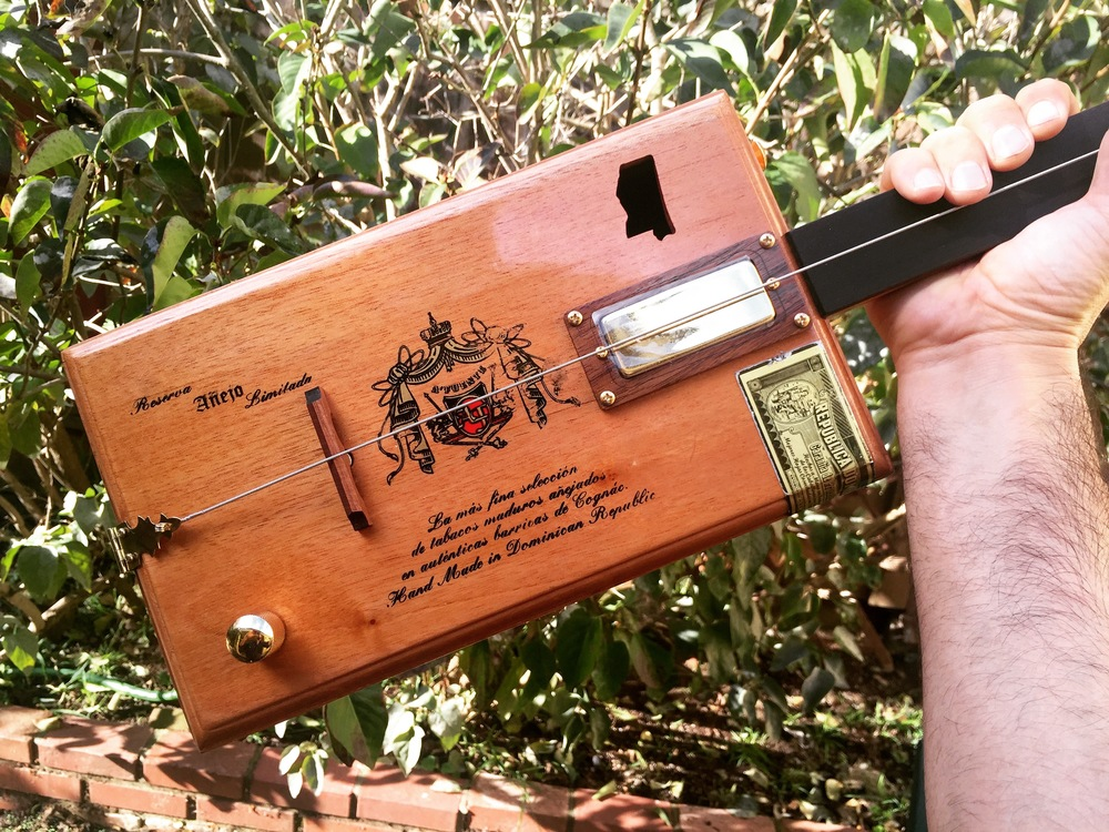 Cigar Box Power!