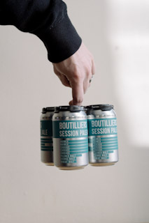 Boutilliers - brewed with love in faversham, kent