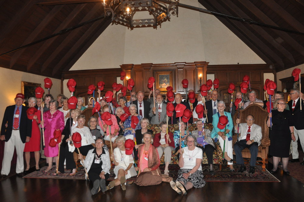 Wauwatosa High School, Class of 1951 - 65th Reunion
