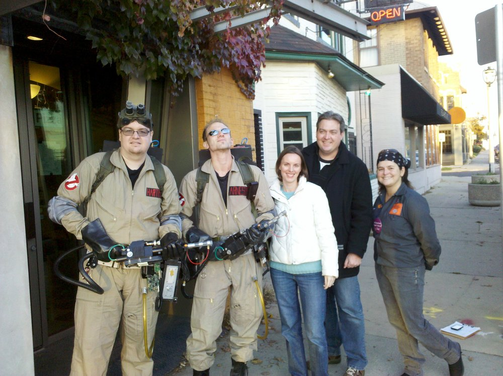 Who you gonna call?  Milwaukee Food & City Tours!