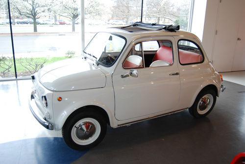 Our 1072 Fiat 500 Cinquecento