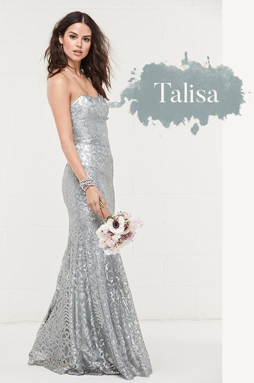 Atelier Ferrari Bridal abiti da sposa a Roma, Italia Italy - Watters brides gown Talisa