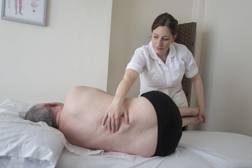 Osteopathy Treatments
