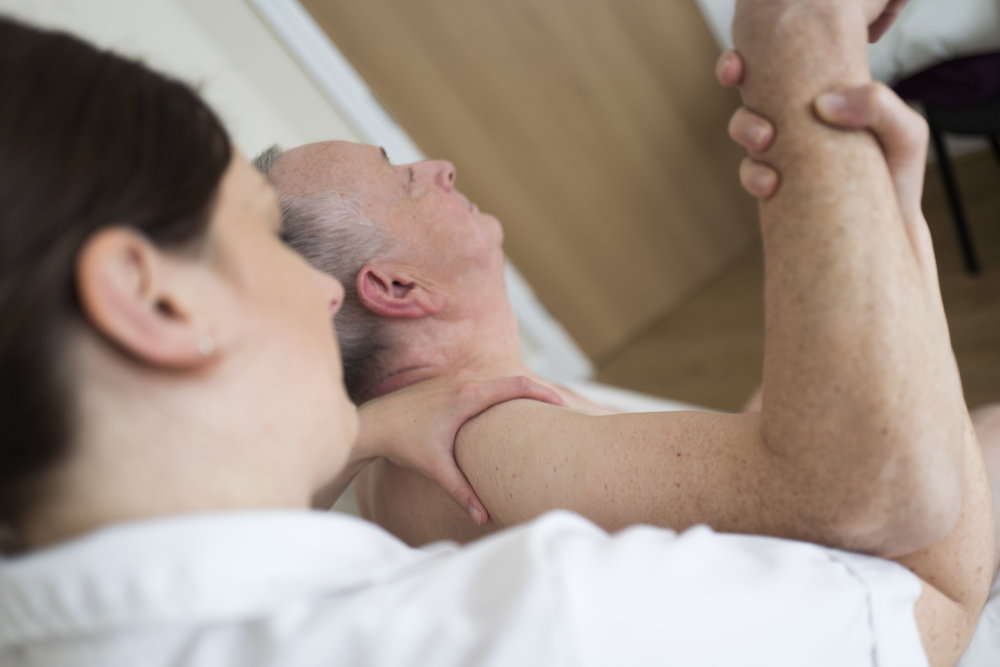 Osteopathy & the Elderley