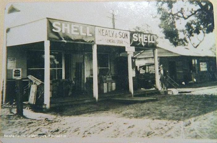 The old store - supplied by Neisha Feurtrill for Members of Busselton