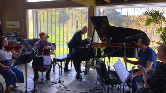 Syzygy Ensemble at Macedon Music
