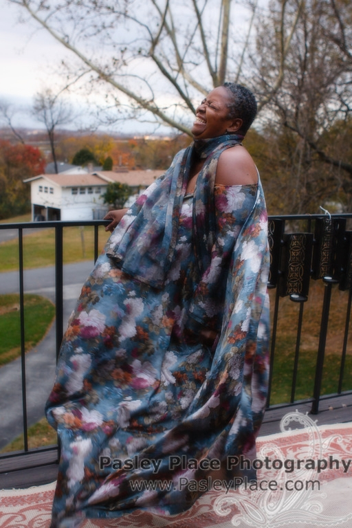 I Flow Like The Breeze, Giddy in All God's Gifts of …Me, Graciously Living Out My Eternity!