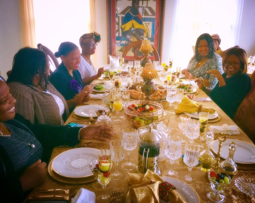 Raw Beauty Team Appreciation Brunch -    [Click on above image for VIDEO]