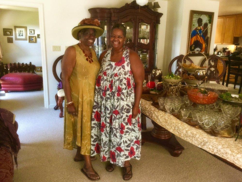 Mariby & Marci Walker of Madam Walkers' Braids