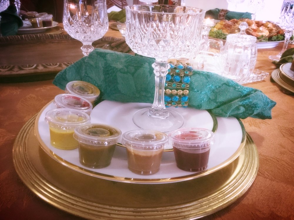 Brunch Featuring A Sample Tasting of Grannie's Tonics