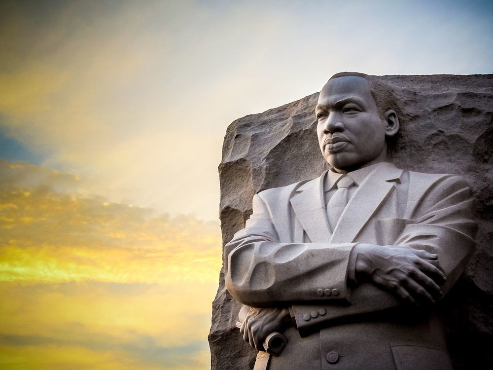 BLACK HISTORY TOUR (African American History Museum, MLK Memorial, Howard University, etc.) -