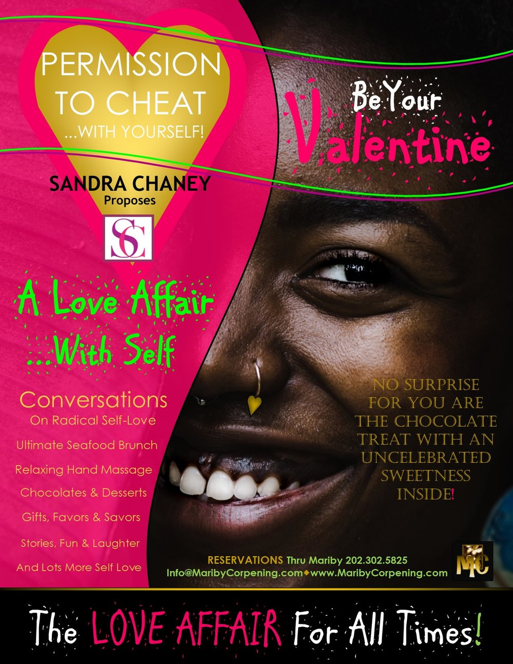 Flyer - Sandra Chaney's Valentines Love Affair With Self 2019.jpg