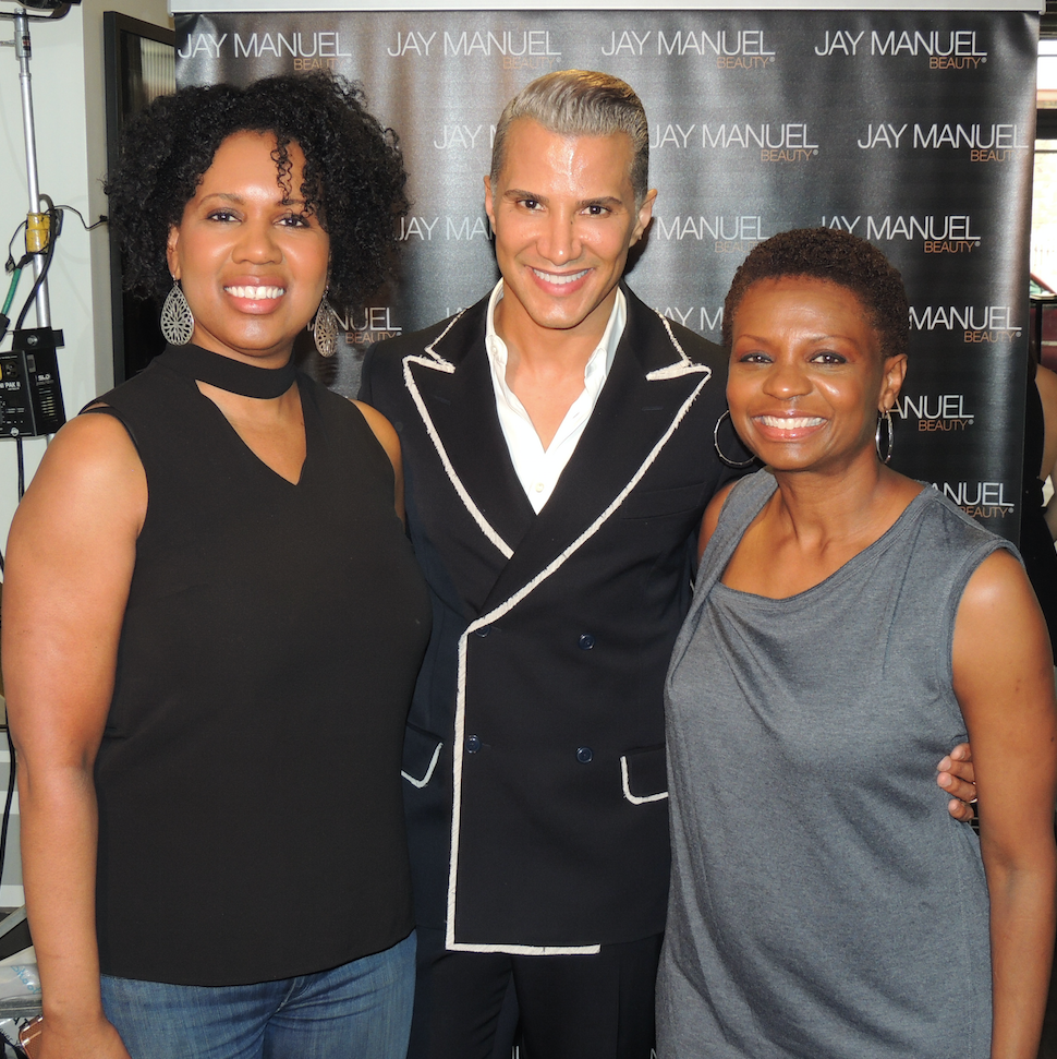 "Jay Manuel Beauty ""Discover You"" Beauty Event"
