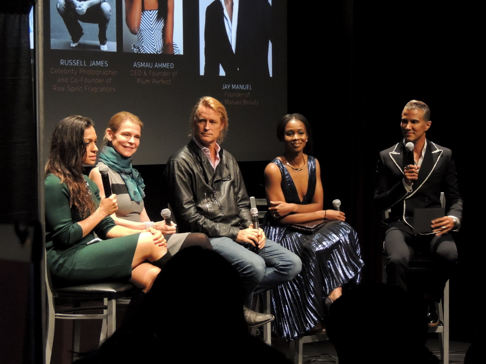 "Jay Manuel Beauty - ""Discover You"" Panel Discussion"