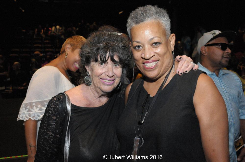 Barbara Horowitz CW Founder & Ramona Candy Exhibiting Artist.jpg