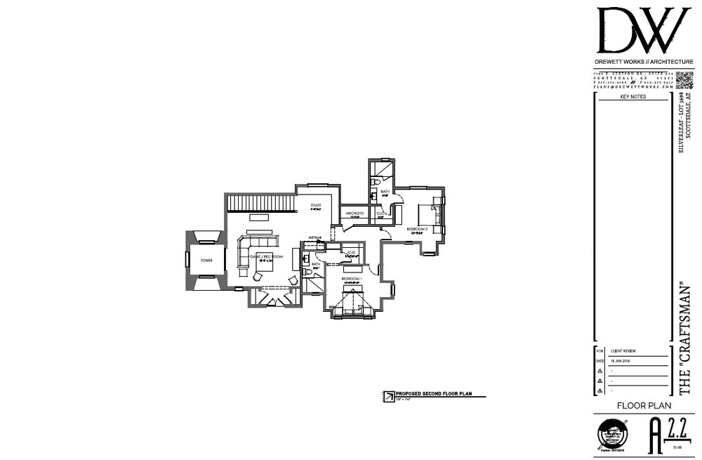 Lot 3698 Arcadia at Silverleaf Upper Floor Plan.jpg