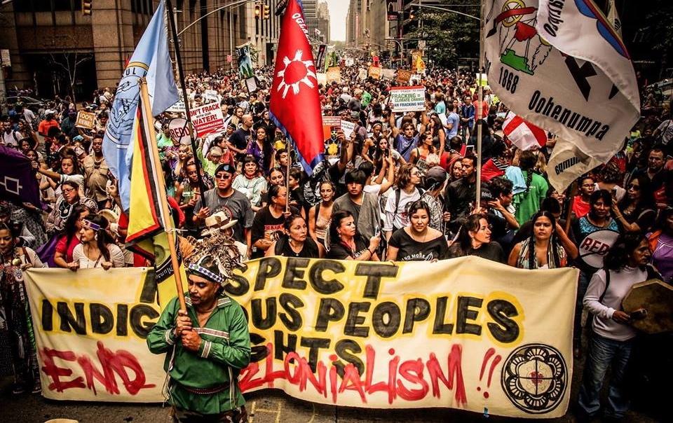 Forum International des Peuples Autochtones sur les Changements Climatiques
