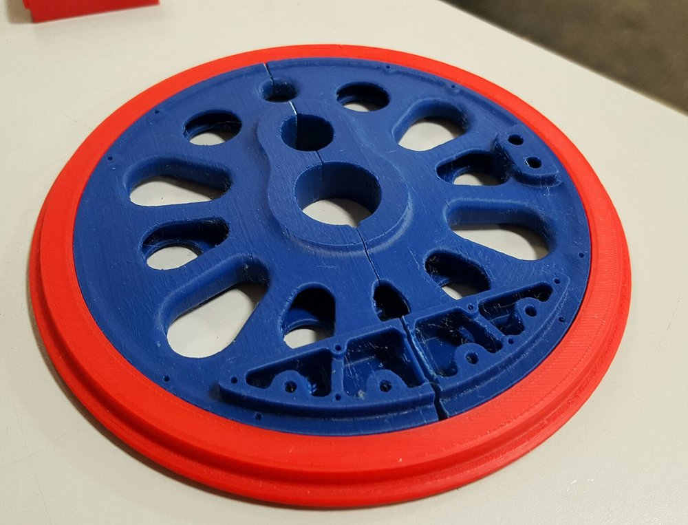 our engineers can provide high quality 3d prints to be used for testing or molds for casting.