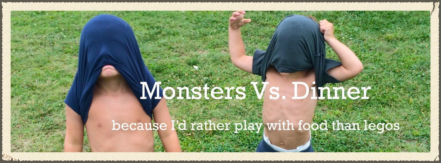 Monsters vs. Dinner