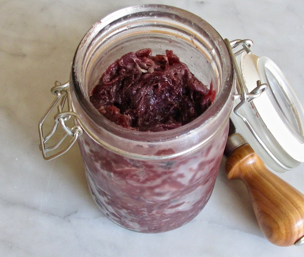 - Bacon Onion Jam