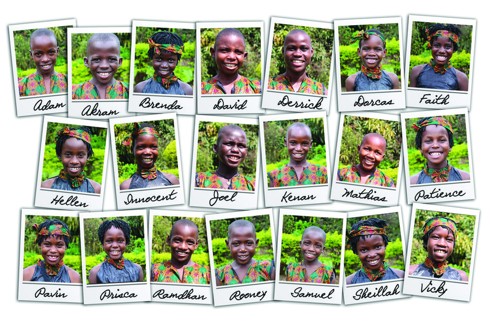 Abaana New Life Choir Drung
