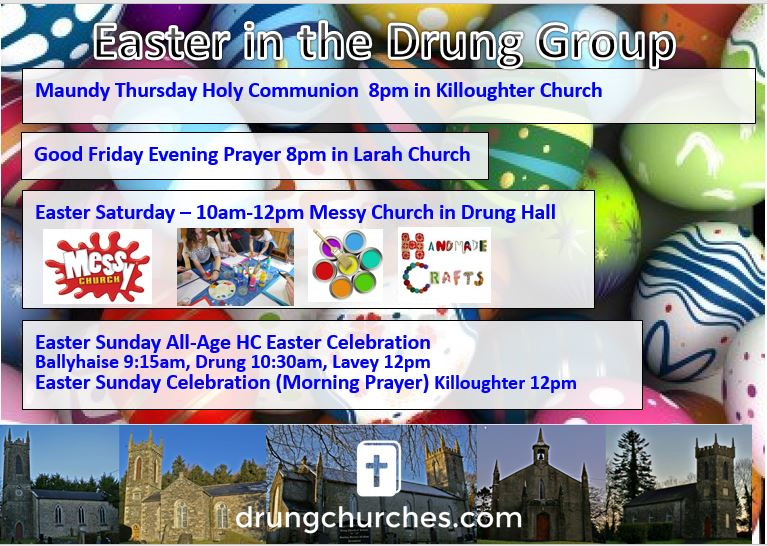 Easter Drung Cavan Redhills Church