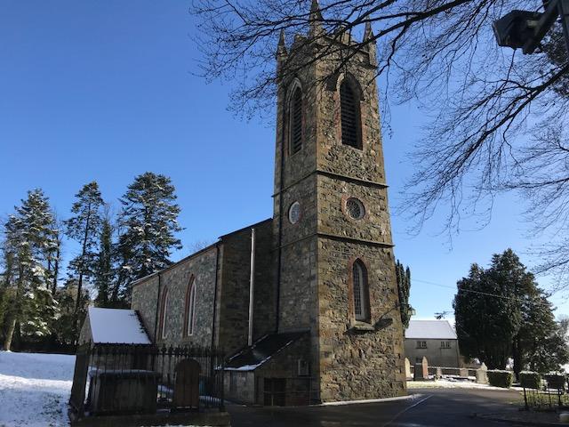 killoughter redhills snow church cavan