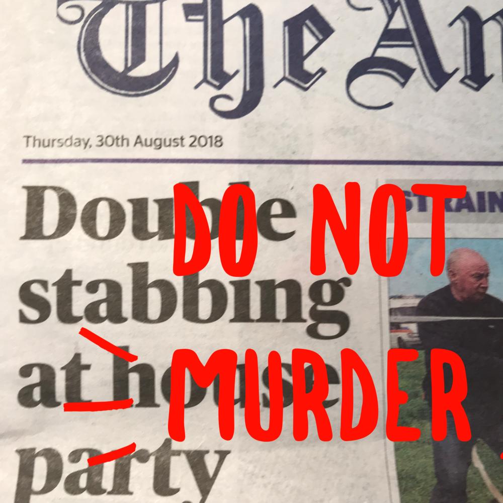 Cavan murder