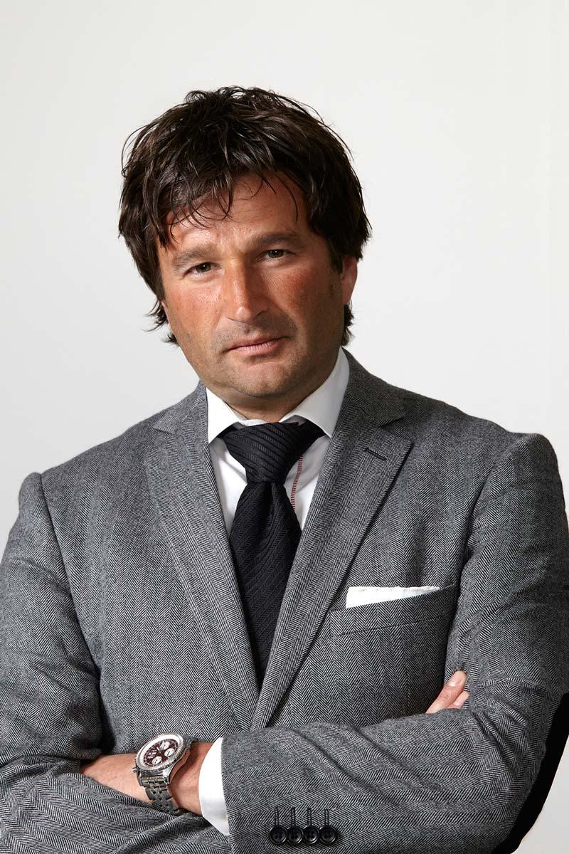 Christophe Georges - Bentley Motors