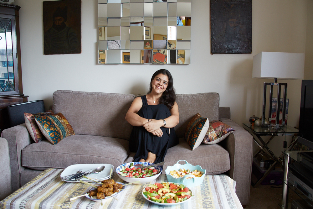 Sabrina Ghayour