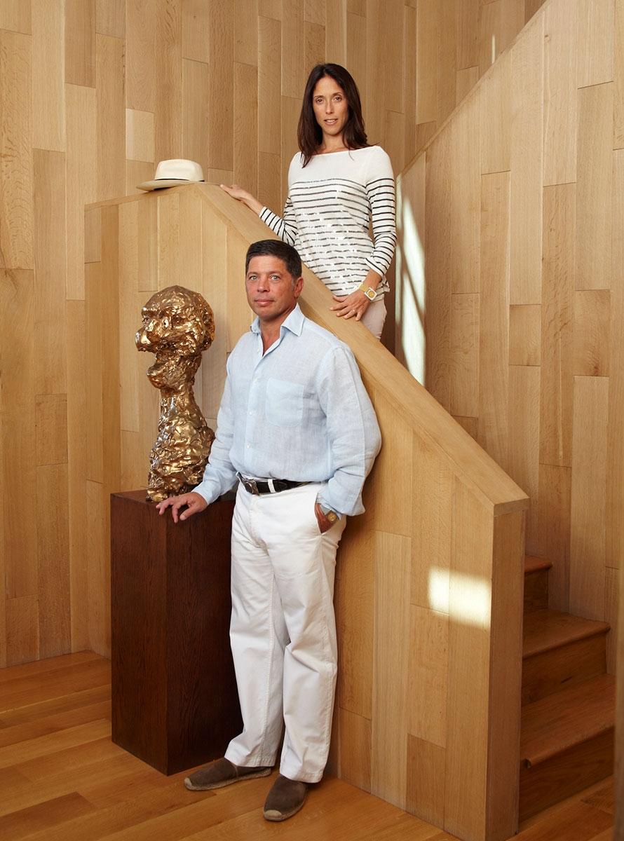 Adam Lindemann & Amalia Dayan