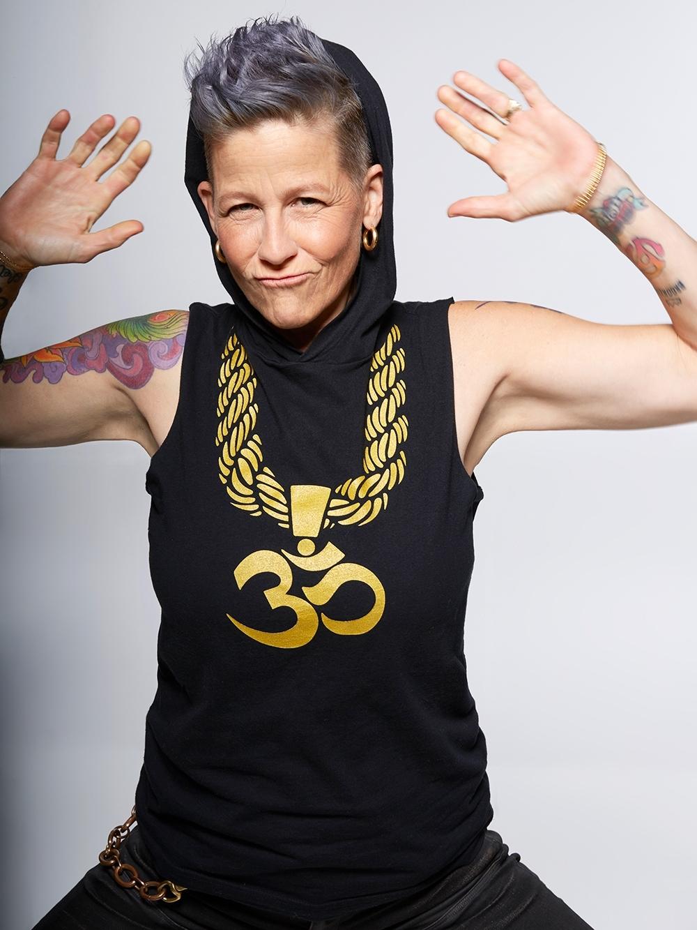 Dana Flynn - founder Laughing Lotus