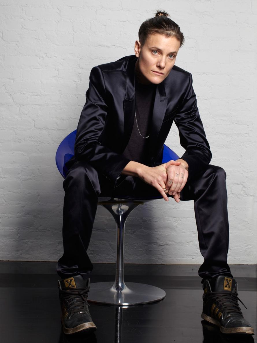 Casey Legler - writer, model