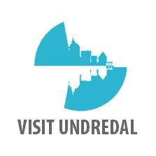 logo. visit undredal